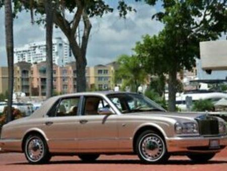 Rolls-royce Silver Seraph occasion du maroc