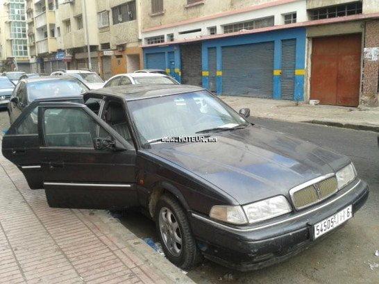 Rover 800 occasion au maroc