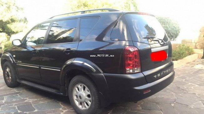 Ssangyong Rexton occasion maroc