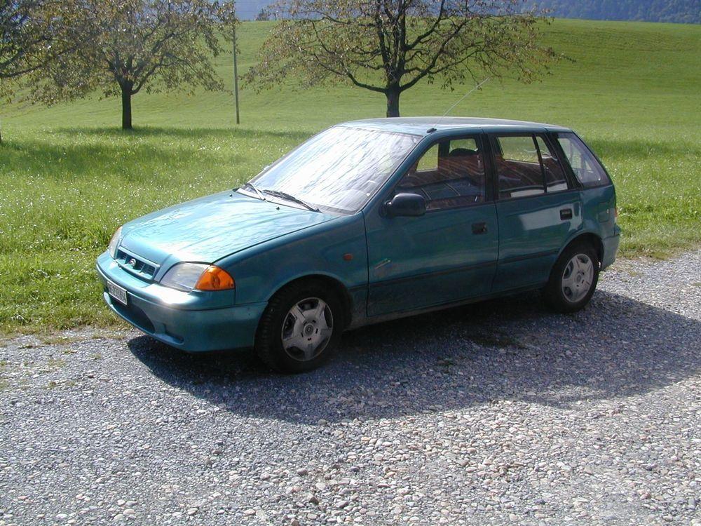 Subaru Justy occasion du maroc
