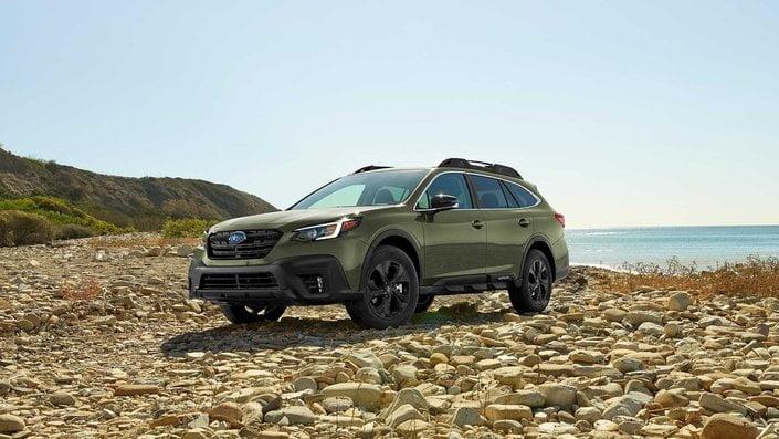 Subaru Outback neuve du maroc