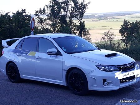 Subaru Wrx Sti neuve du maroc