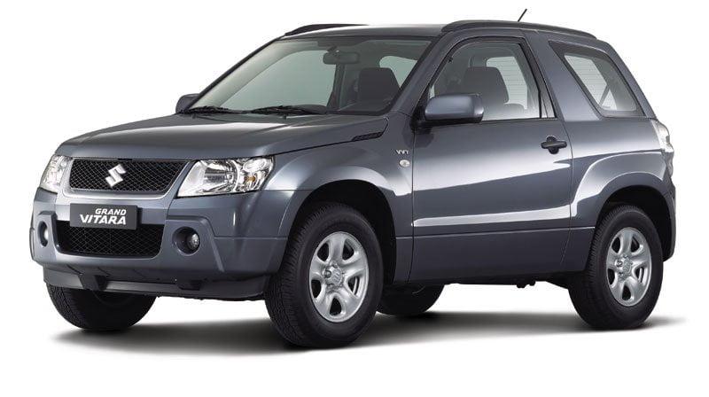 Suzuki Grand Vitara neuve maroc