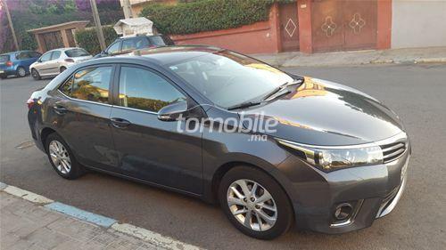 Toyota Corolla d'occasion maroc