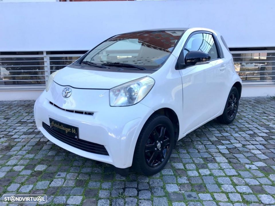 Toyota Iq d'occasion au maroc