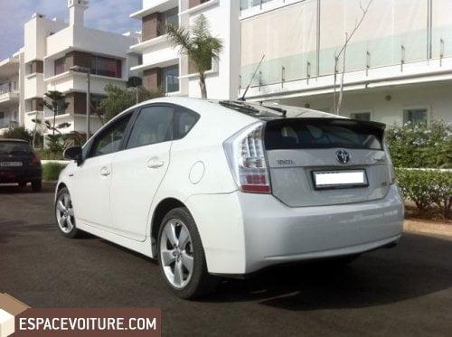 Toyota Prius occasion du maroc