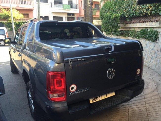 Volkswagen Amarok occasion au maroc