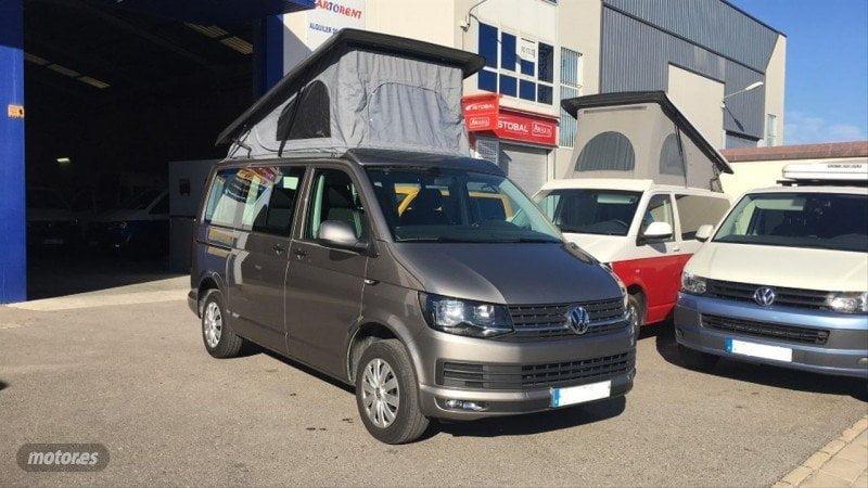 Volkswagen California d'occasion au maroc