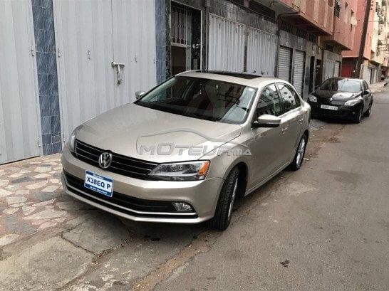 Volkswagen Jetta d'occasion maroc