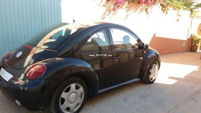 Volkswagen New Beetle occasion au maroc