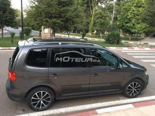 Volkswagen Touran d'occasion maroc