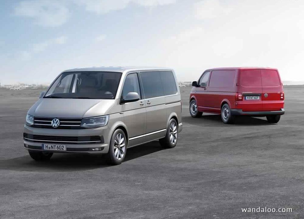 Volkswagen Transporter neuve maroc