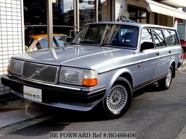 Volvo 240 neuve au maroc