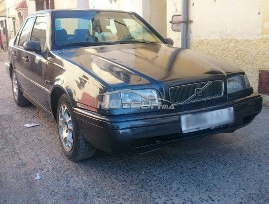 Volvo 460 occasion maroc