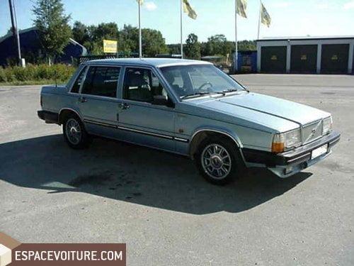 Volvo 740 d'occasion maroc