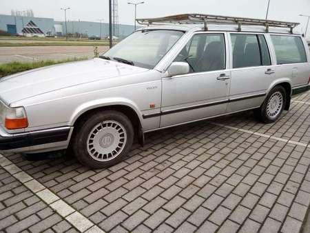 Volvo 760 occasion du maroc