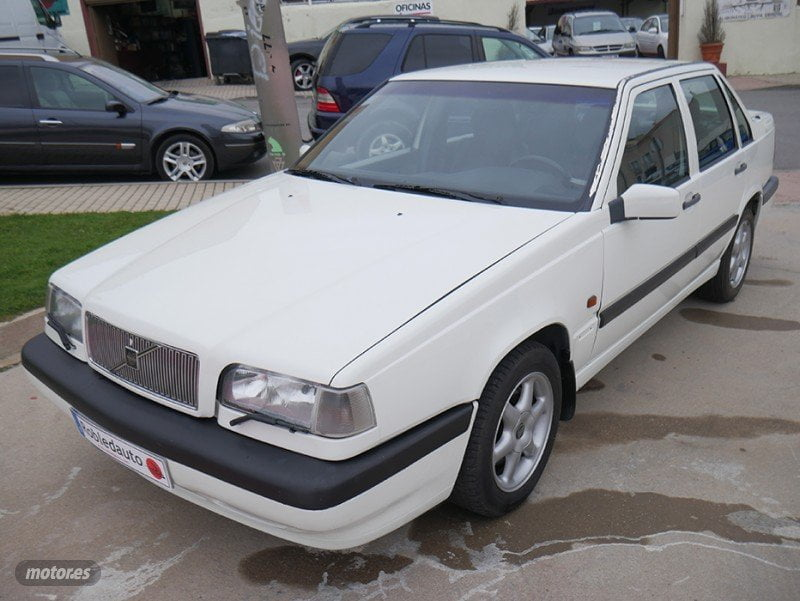 Volvo 850 occasion au maroc