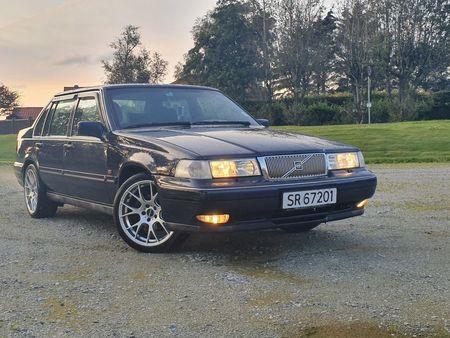 Volvo 960 occasion maroc