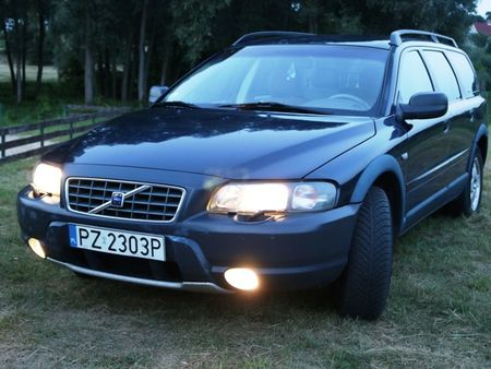 Volvo V70 Xc d'occasion au maroc